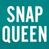 Snap Queen - T-skjorte for kvinner
