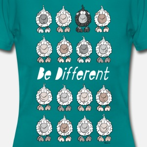 Be Different Sheep