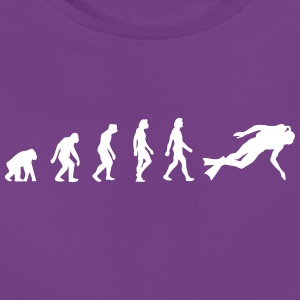 The Evolution Of Scuba Diving - Women's T-Shirt