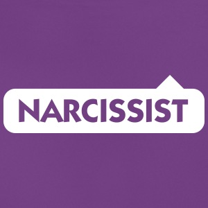Narcissist! - T-skjorte for kvinner