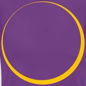 ECLIPSE - Yellow Sun - T-skjorte for kvinner