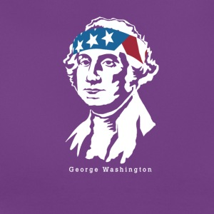 President George Washington American Patriot - T-shirt dam