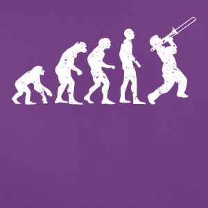 TROMPETEEVOLUTION! - Frauen T-Shirt