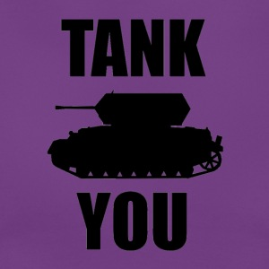Tank you - Women's T-Shirt