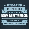 Fun Baden-Württmeberger - Frauen T-Shirt