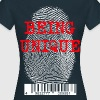 finger print - Frauen T-Shirt