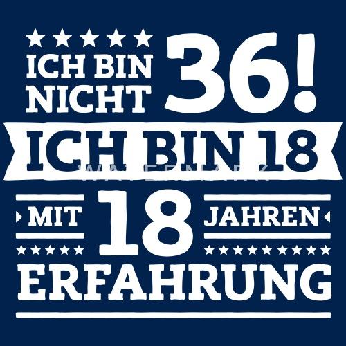 Zum 36 Geburtstag Von Happy Shirtday Spreadshirt