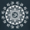 yoga mandala - Frauen T-Shirt
