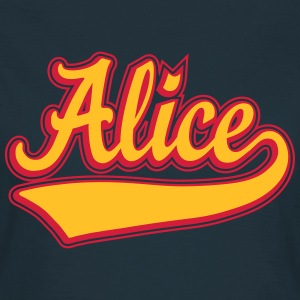 Alice - The name as a sport swash