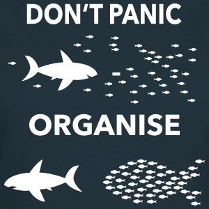 dont panic organise - Women's T-Shirt