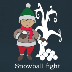 Snowballing - Women's T-Shirt