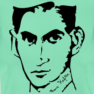 Portrait of Franz Kafka, - Women's T-Shirt