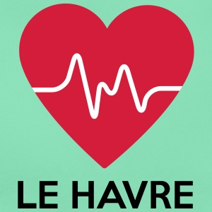 Heart Le Havre - Women's T-Shirt