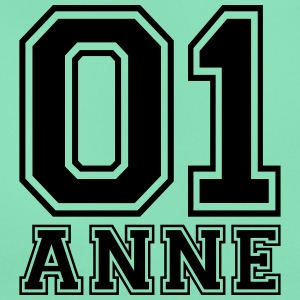 Anne - Name - Frauen T-Shirt