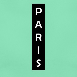 Paris Vertikal - Frauen T-Shirt