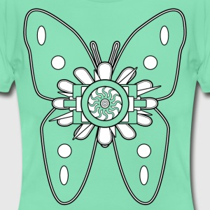 BUTTERFLY - Frauen T-Shirt