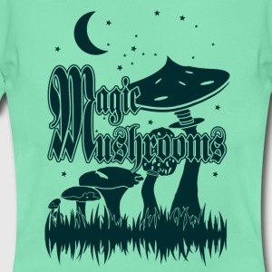 Magic Mushrooms - Frauen T-Shirt