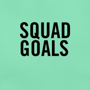 Squad Goals Black - Women's T-Shirt