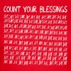 Count Your Blessings (dark) - Women's T-Shirt