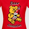 Beer necessities Bear necessities - Women's T-Shirt
