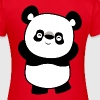 Cute Mischievous Cartoon  Panda by Cheerful Madness!! - T-shirt dam