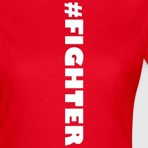 Fighter - Dame-T-shirt