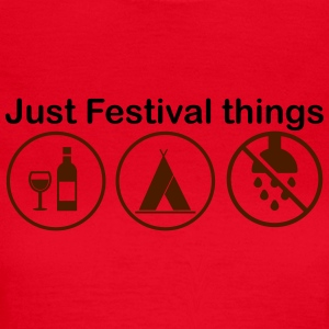 Festival Season - Frauen T-Shirt