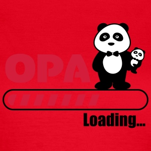 Opa loading - Women's T-Shirt