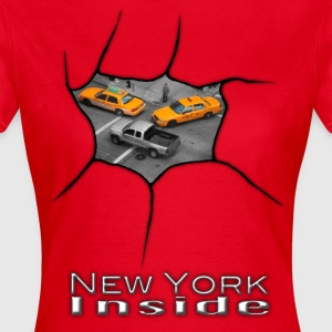 New York Inside - Women's T-Shirt