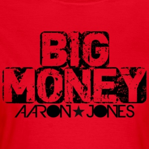 Big Money aaron jones - Dame-T-shirt
