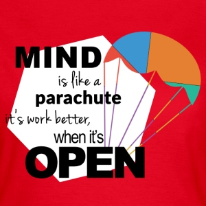 Mind Parachute - Women's T-Shirt