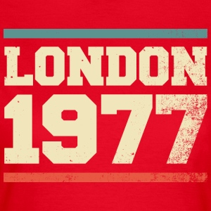 london 1977 vintage - Women's T-Shirt