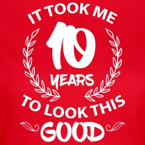 10 Years - Women's T-Shirt