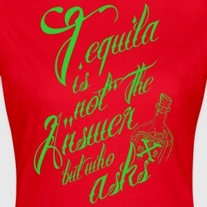 Tequila 2 - Dame-T-shirt