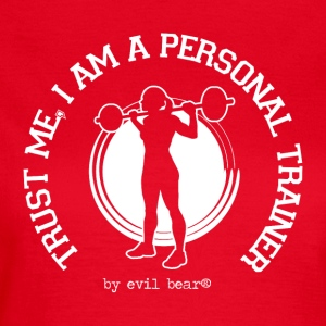 PERSONAL TRAINER 03 - Vrouwen T-shirt