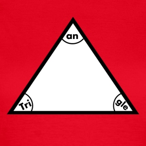 Triangle - Frauen T-Shirt