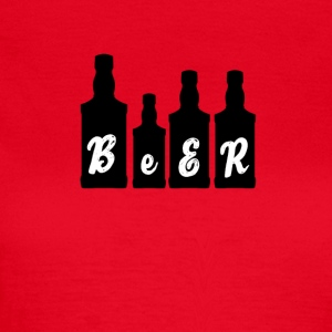 Beer - Beer - Women's T-Shirt