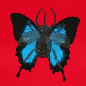 Beetle-Butterfly - Dame-T-shirt