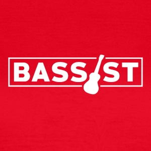 Bassist - Musik Passion! - Dame-T-shirt