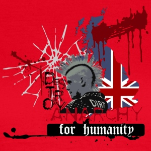 ANARCHY FOR HUMANITY - Women's T-Shirt