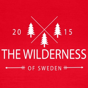 The Wilderness Of Sweden - Women's T-Shirt