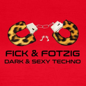 Dark & ​​Sexy Techno - Women's T-Shirt