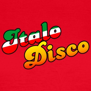 ITALO DISCO MUSIC - Women's T-Shirt
