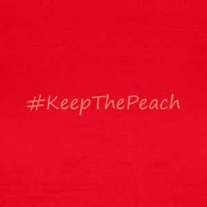 Hashtag KeepThePeach Coral - Camiseta mujer