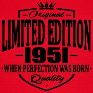Limited edition 1951 - Women's T-Shirt