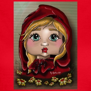 Red Riding Hood, illustratie kunst van apatino - Vrouwen T-shirt
