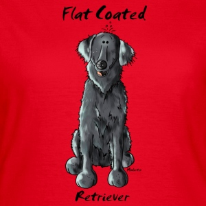 Rolig Flatcoated retriever - Flat Coated Retriever