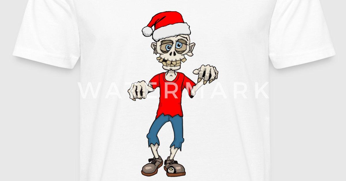 zombie weihnachten von kampfgrafiker spreadshirt. Black Bedroom Furniture Sets. Home Design Ideas