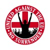 Anti EU England - No Surrender - Men's Organic T-shirt