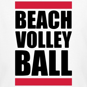 Volleyball T-Shirt - Beach Volleyball - Beach - Men's Organic T-shirt